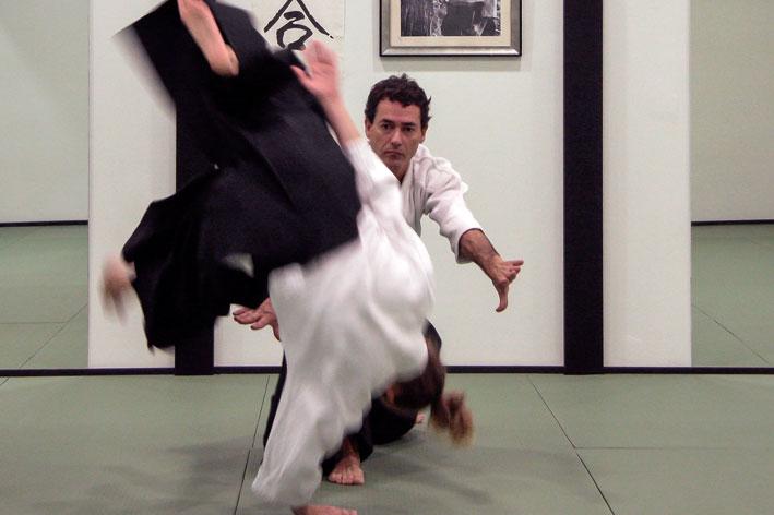 DV23 Gym: Aikido
