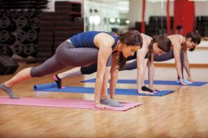 DV23 Gym: Body Balance