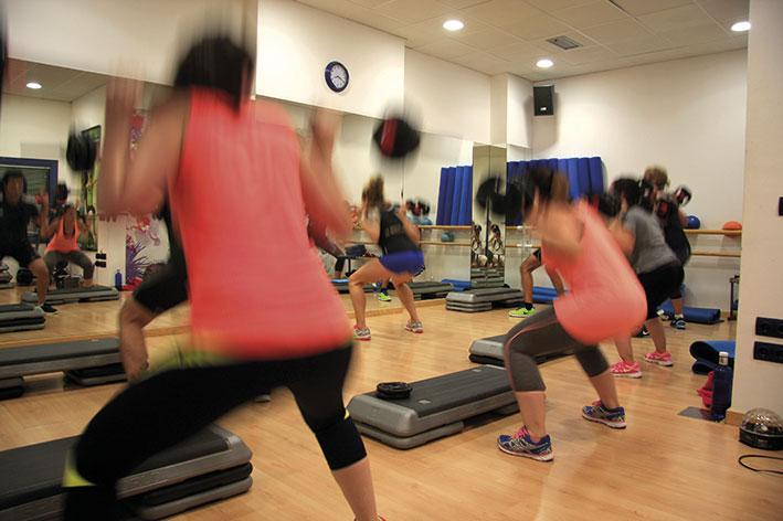 DV23 Gym: Body Pump