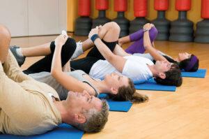 DV23 Gym: Pilates